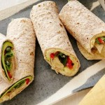 grilled-vegetable-wrap