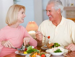 senior-couple-enjoying-meal